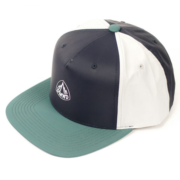 Diamond Mountaineer Snapback Cap Grey