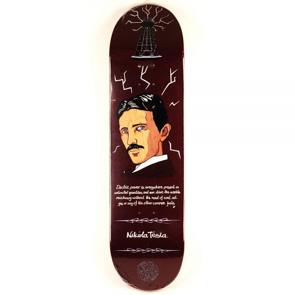 Drawing Boards Nikola Tesla Deck 8.50