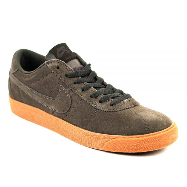 Nike SB Bruin Premium Anthracite:Gum Single