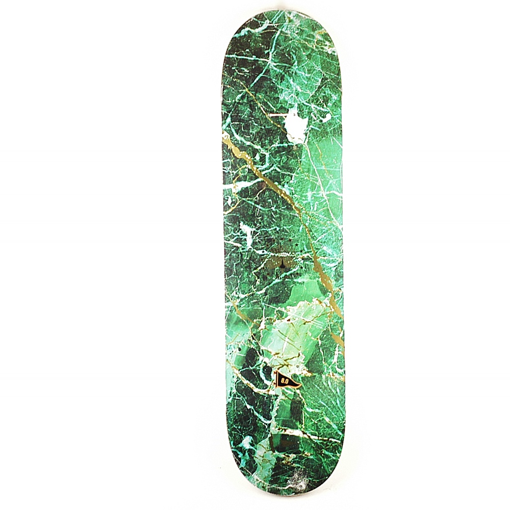 Primitive Peacock Marble Deck 8 0 Forty Two Skateboard Shop