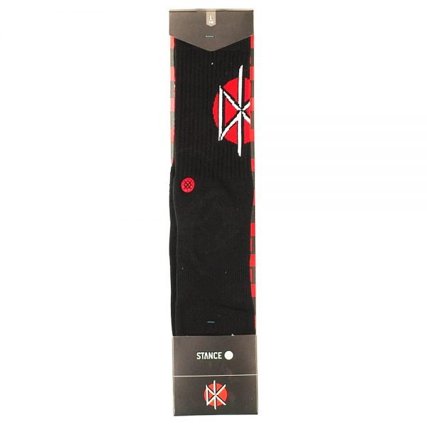 Stance Foundation Dead Kennedys Socks Black Large