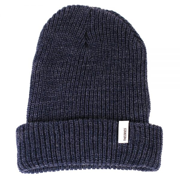 Theories Of Atlantis Beacon Beanie Denim