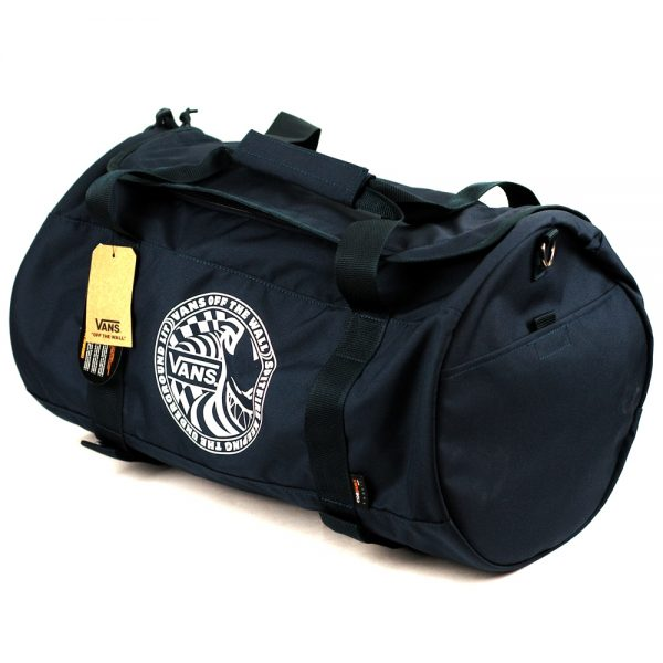 Vans x Spitfire Dress Blue Duffel Bag Main