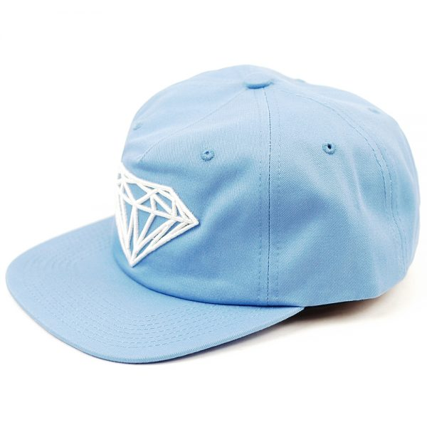 Diamond Brilliant Snapback Blue