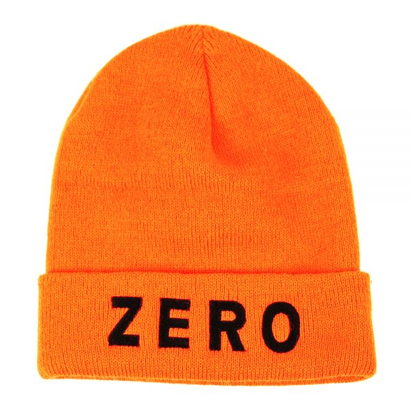 Zero Army Beanie Orange