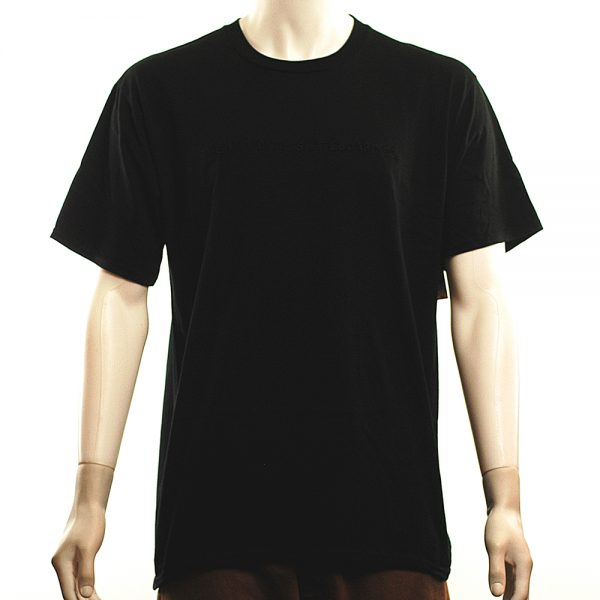 National Skate Co Classic Tee Black