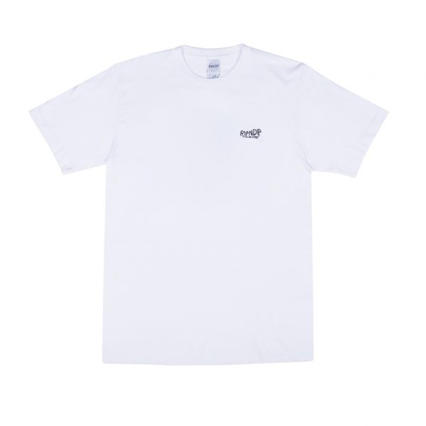 The Great Wave Of Nerm Tee (White) Front