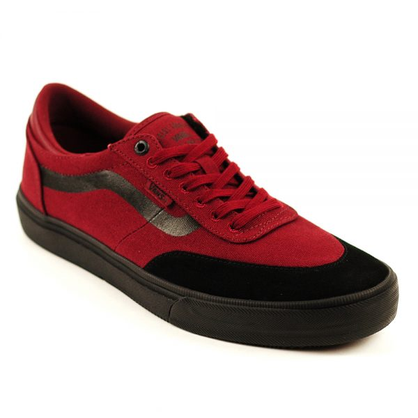 Vans Gilbert Crockett 2 Cabernet:Black Main