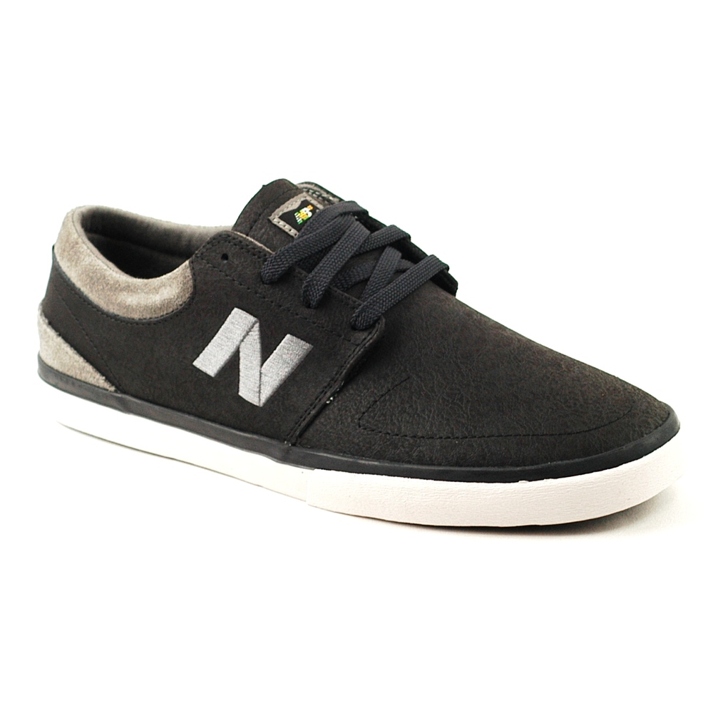 New Balance Numeric The Brighton Low Black Grey UK