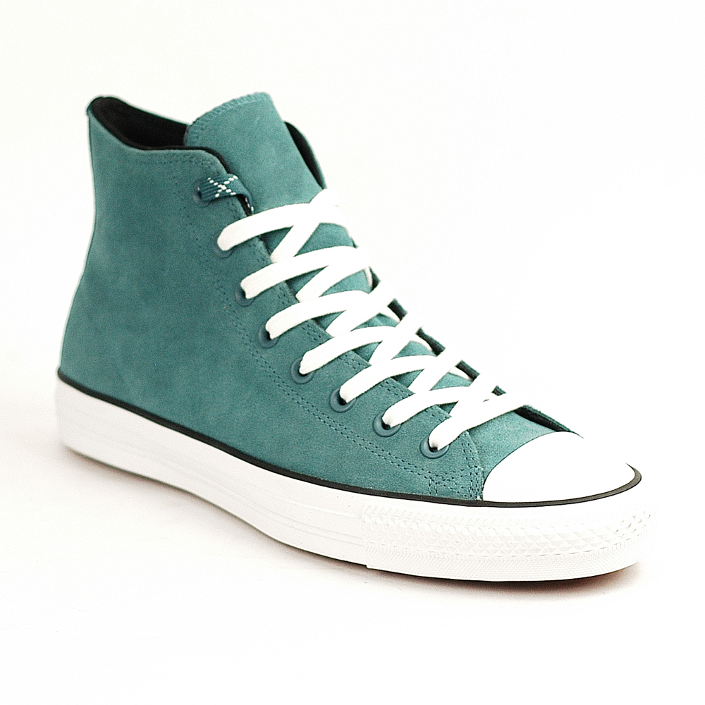 7cf998e8b1f8 Converse CTAS Pro Hi Teal - Forty Two Skateboard Shop