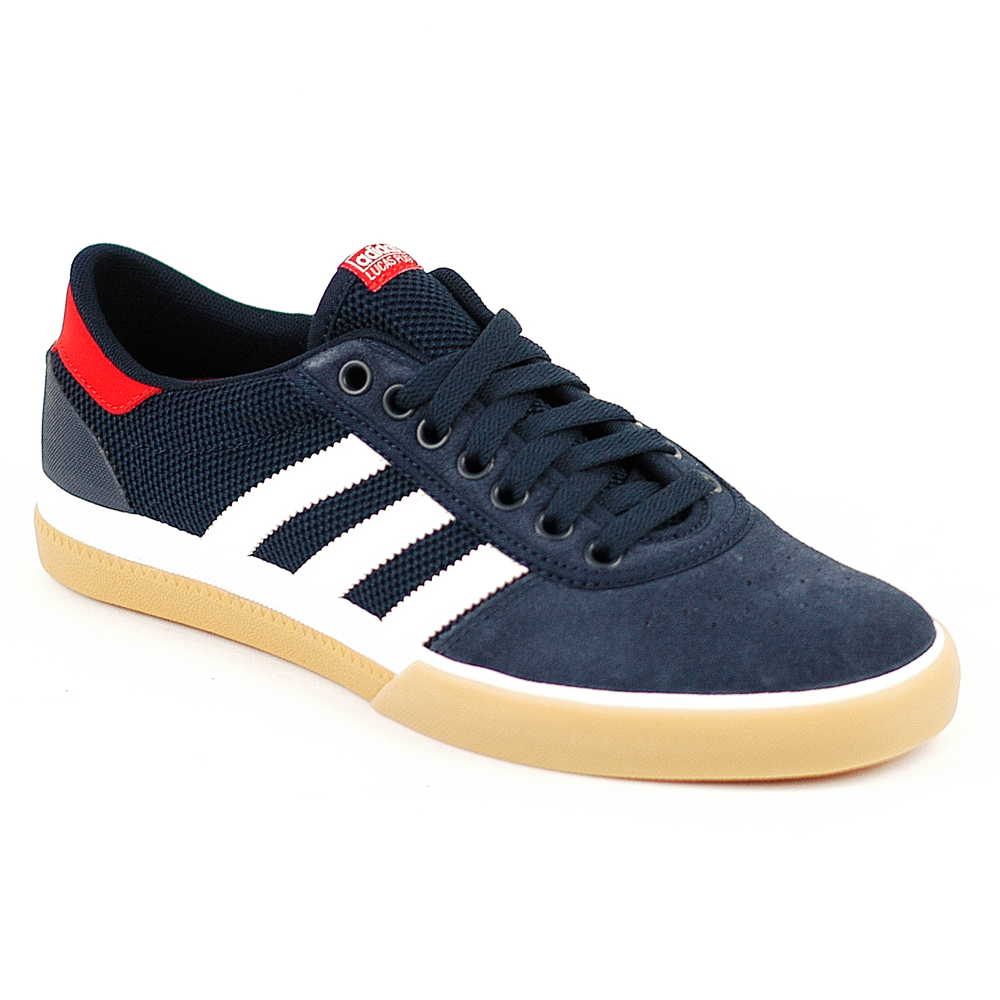huge selection of 9dc25 5a493 Adidas Lucas Premiere ADV Navy-Gum - Forty Two Skateboard Shop