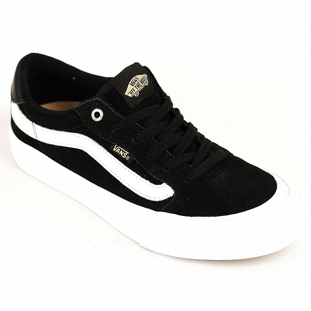 a594f8716834e6 Vans Style 112 Pro Black-White - Forty Two Skateboard Shop