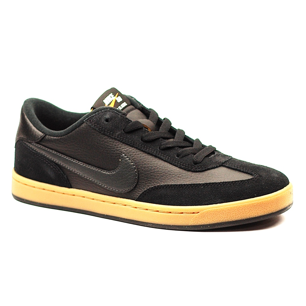 ae436a5cff6 Nike SB FC Classic Black-Anthracite-Vivid Orange - Forty Two ...