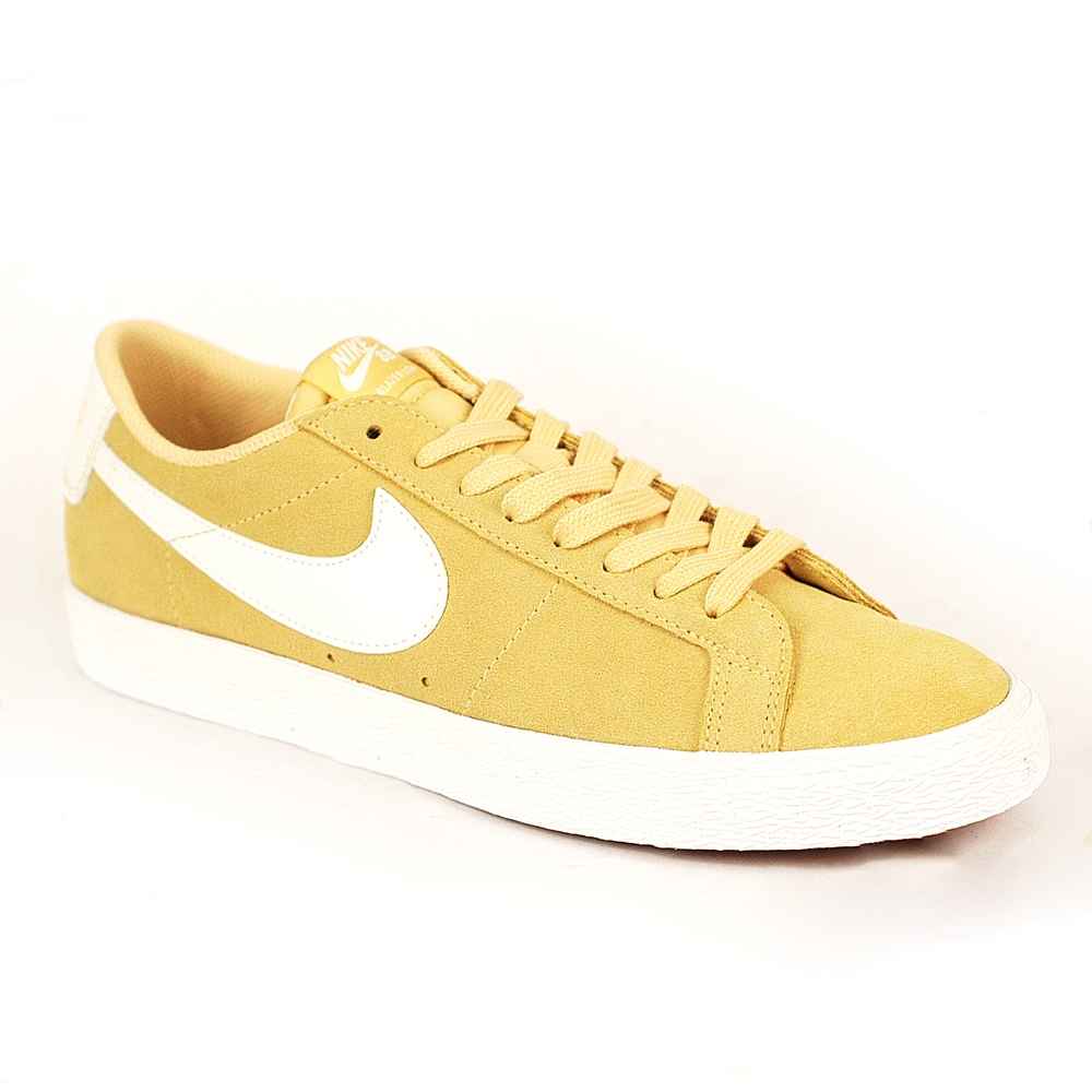 aliexpress new concept factory outlet Nike SB Zoom Blazer Low Lemon-White