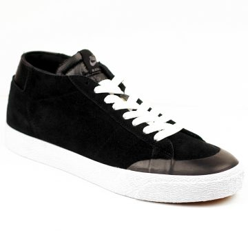 Nike SB Blazer Chukka in Black/White/White UK