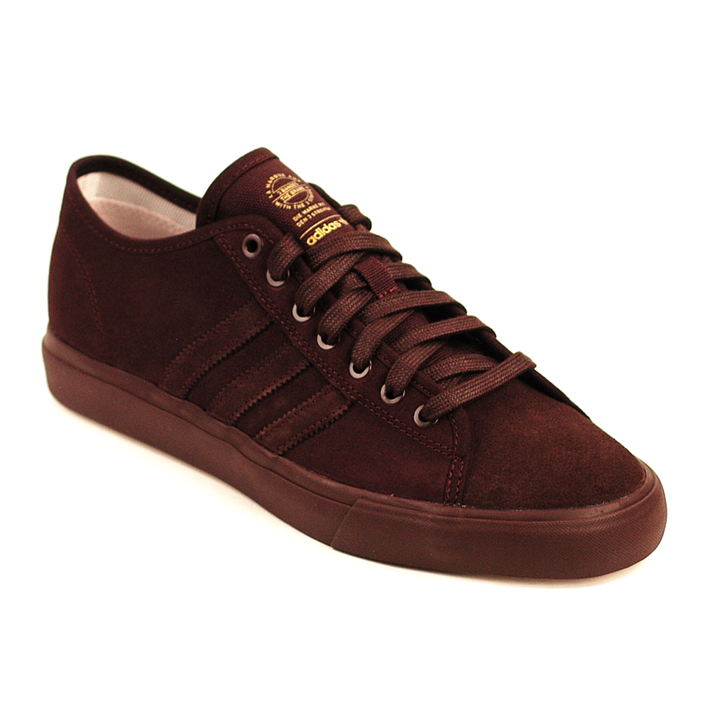 Adidas Matchcourt RX Red-Gold - Forty Two Skateboard Shop 840120b06