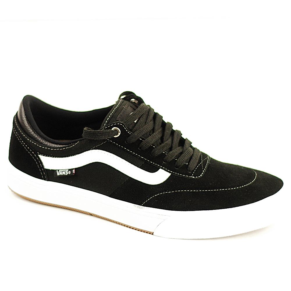 afa1e45c65f66f Vans Gilbert Crockett Pro Black-White - Forty Two Skateboard Shop