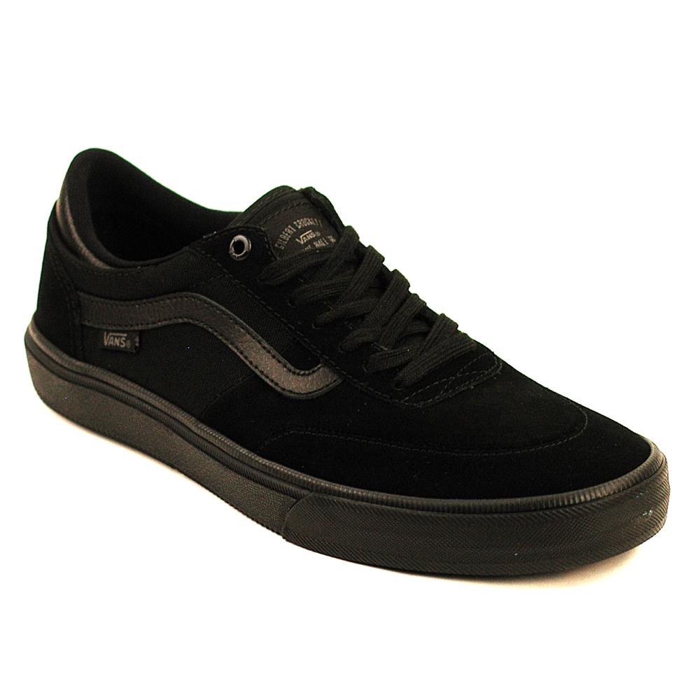 47247d94bfa736 Vans Gilbert Crockett Pro Blackout - Forty Two Skateboard Shop