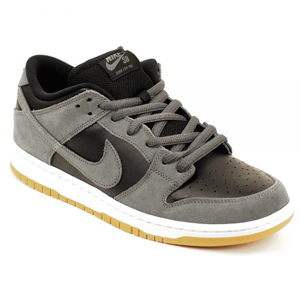 Nike SB Dunk Pro Dark Grey Black with free UK delivery