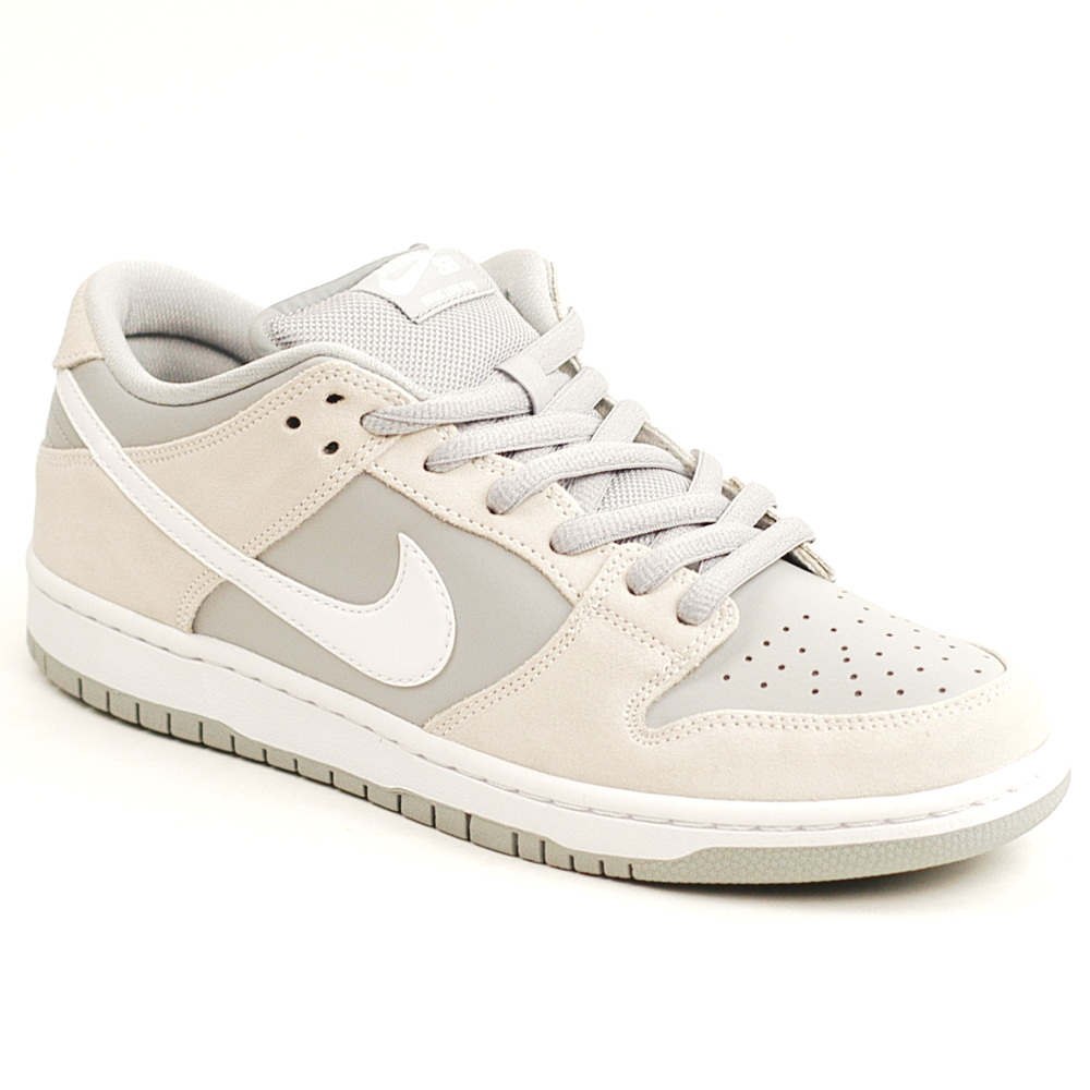 the best attitude 597d7 721af Nike SB Dunk Low Pro Summit White-Wolf Grey