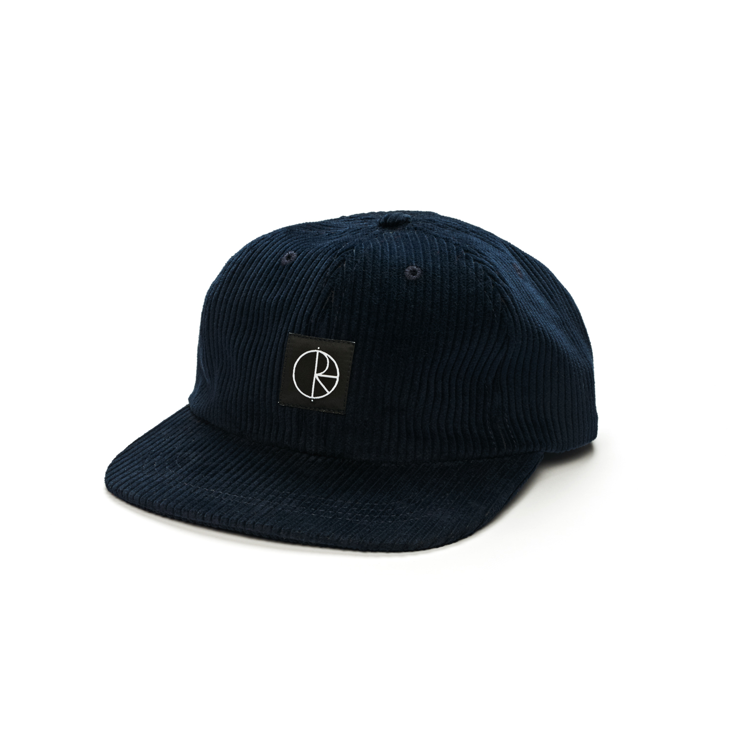 2da6f0a21b3 Polar Corduroy Cap Navy - Forty Two Skateboard Shop