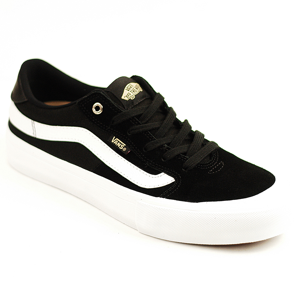 e987f29d04faf1 Vans Style 112 Pro Black-White-Khaki - Forty Two Skateboard Shop