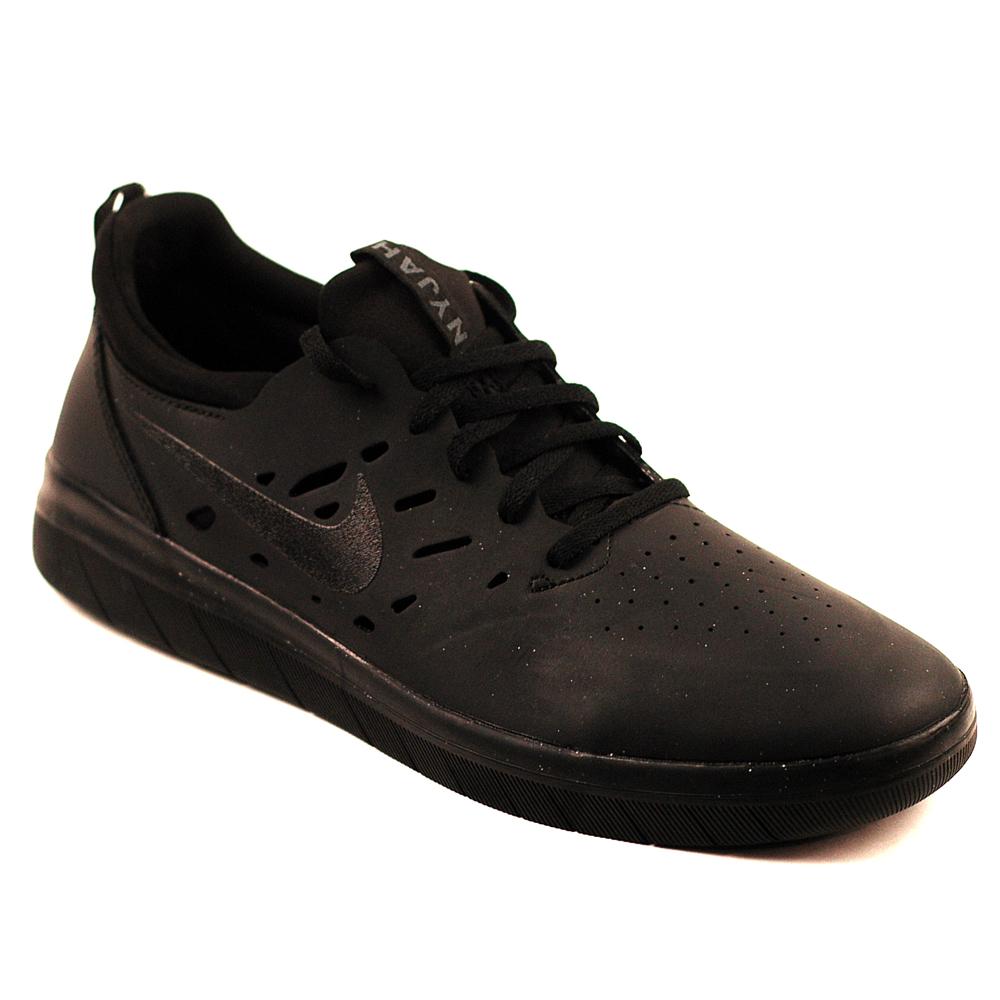 premium selection c93fe aa897 Nike SB Nyjah Free Black-Black