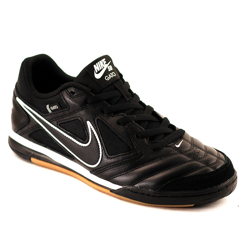 1da58cfa5a15 Nike SB Gato Black-White - Forty Two Skateboard Shop