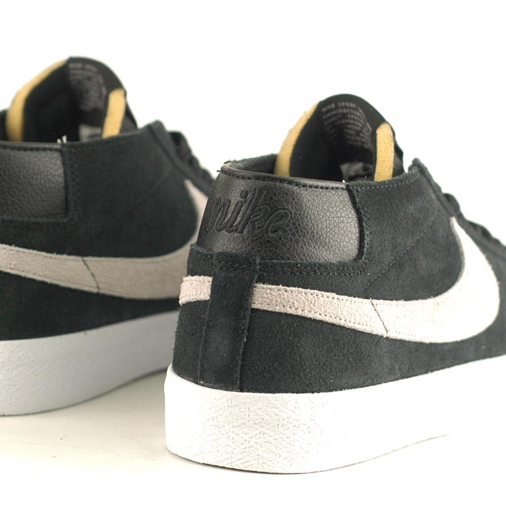 Nike SB Zoom Blazer Chukka Black-Atmos