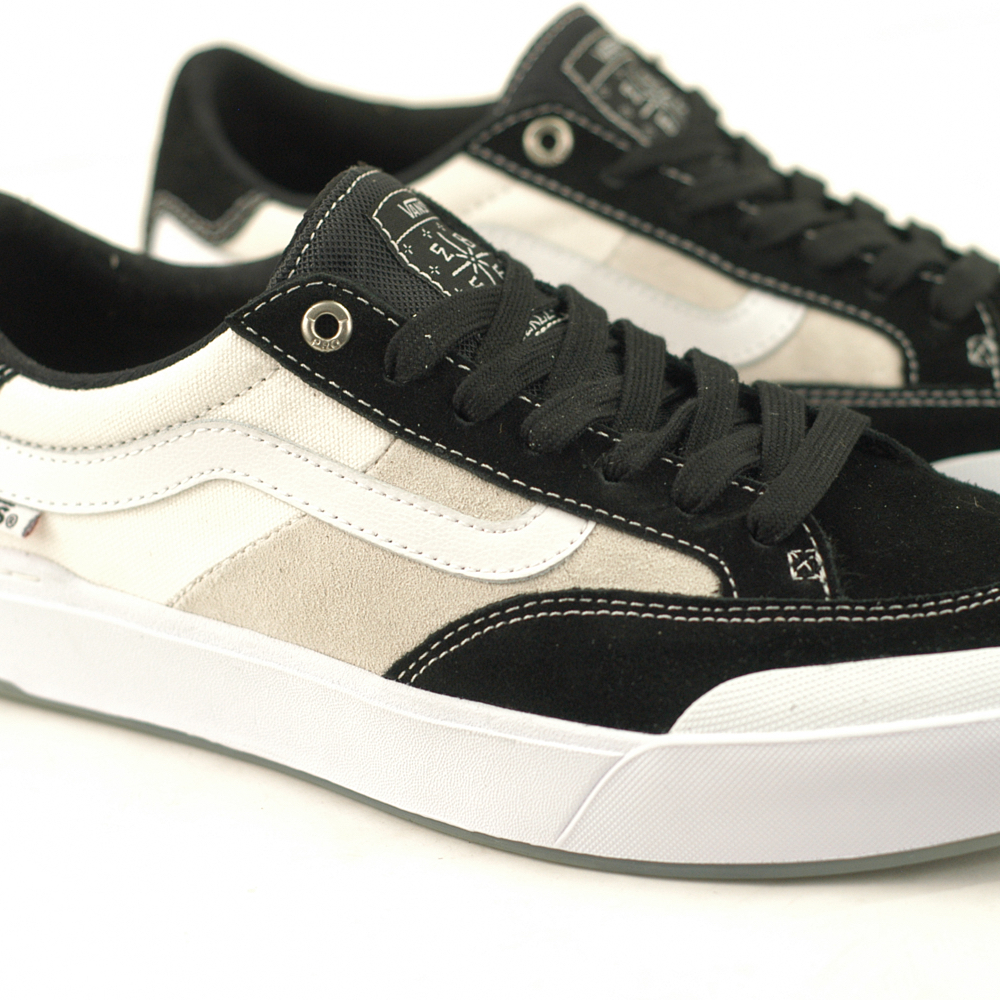 Vans Berle Pro Black-White - Forty Two