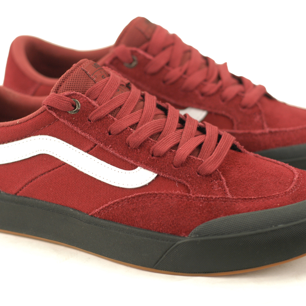 Vans Berle Pro Rumba Red - Forty Two