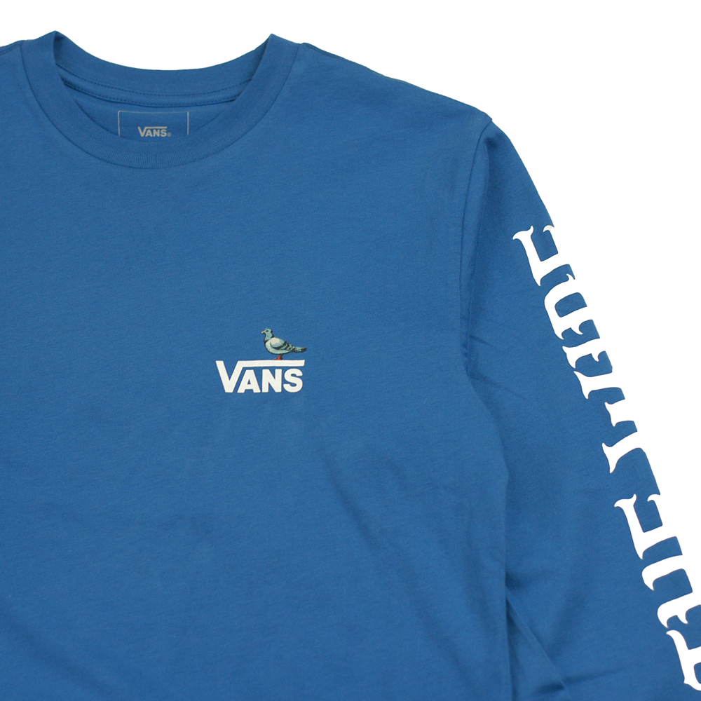 07d83e26 Vans X Anti Hero Wire LongSleeve Shirt RoyalBlue
