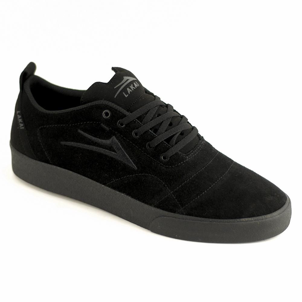 Lakai Bristol Black-Black - Forty Two