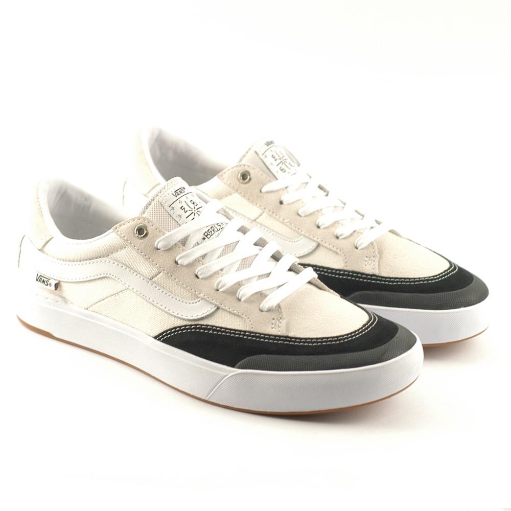 Vans Berle Pro Shoes (marshmallow black