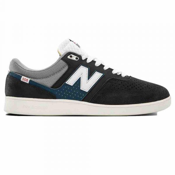 New Balance Numeric 508 Skate Shoe Dark grey and Blue