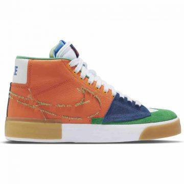NikeSB Blazer Mid Edge Skate Shoe UK