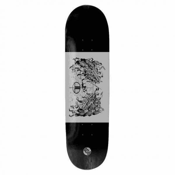 image of passport skateboards lldc deck in 8.25